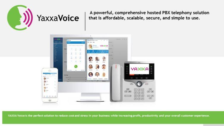 Voice slide